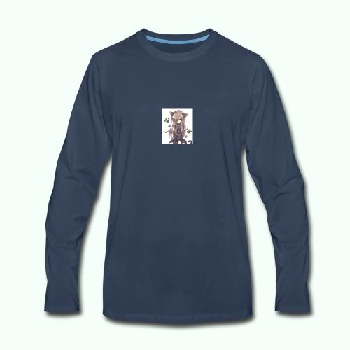 markson9 in real life - Men's Premium Long Sleeve T-Shirt
