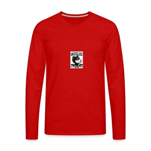 beararms - Men's Premium Long Sleeve T-Shirt
