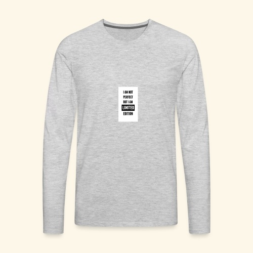 One of a kind - Men's Premium Long Sleeve T-Shirt
