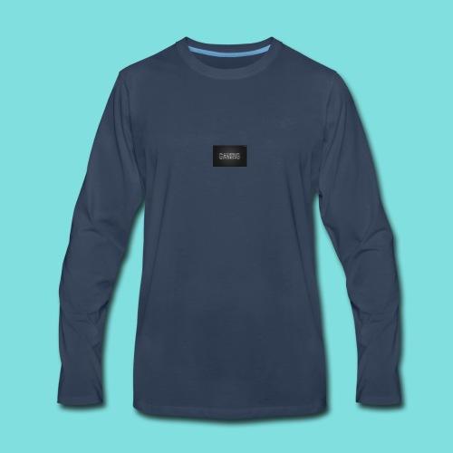 gaming image - Men's Premium Long Sleeve T-Shirt