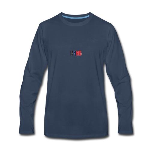 Russian Machine Never Breaks - Men's Premium Long Sleeve T-Shirt