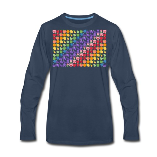 Emoticonic - Men's Premium Long Sleeve T-Shirt