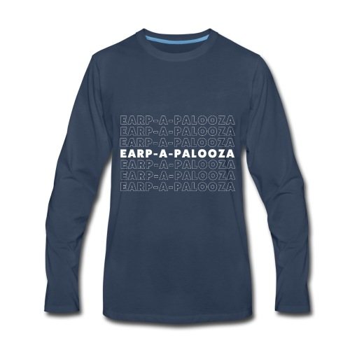 Earp-a-palooza Retro Name - Men's Premium Long Sleeve T-Shirt