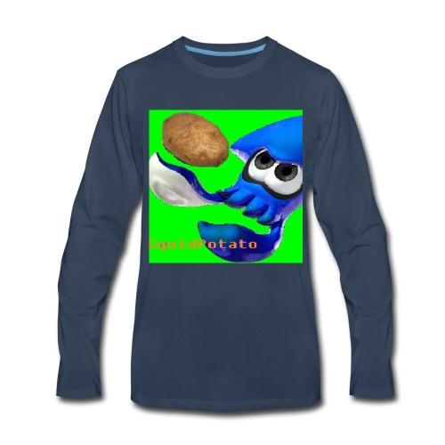 Squidpotato - Men's Premium Long Sleeve T-Shirt