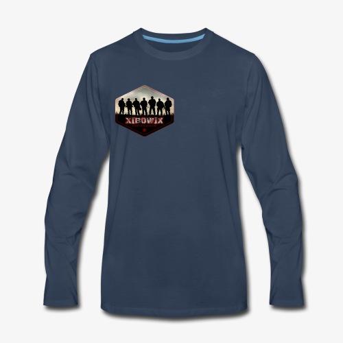 Third Line BoW - Men's Premium Long Sleeve T-Shirt