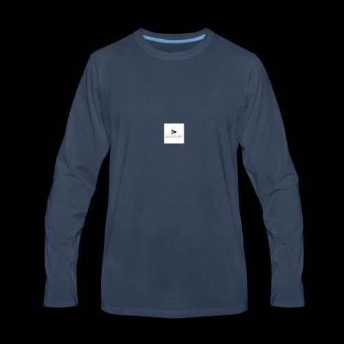 david.bt - Men's Premium Long Sleeve T-Shirt