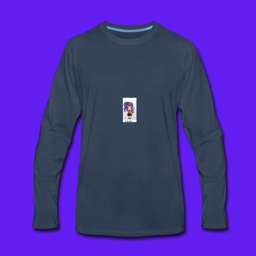 ihascupquake - Men's Premium Long Sleeve T-Shirt