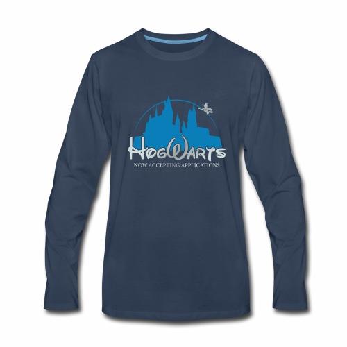 Castle Mashup - Men's Premium Long Sleeve T-Shirt