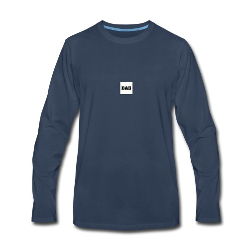 BAE PHONE CASE - Men's Premium Long Sleeve T-Shirt