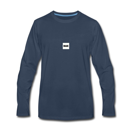 BAE PHONE CASE - Men's Premium Long Sleeve T-Shirt