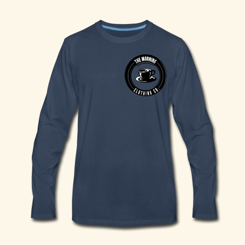 The Morning Clothing Co. - Men's Premium Long Sleeve T-Shirt