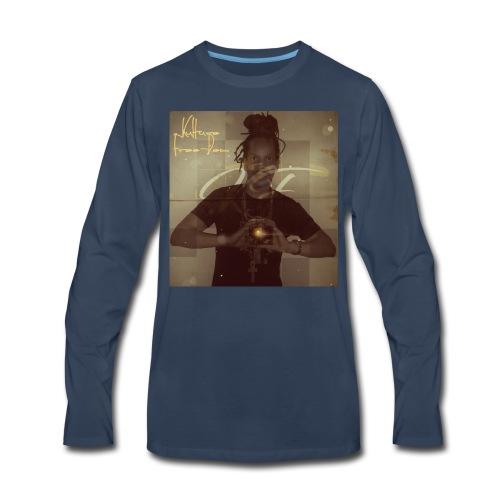 Signature Kulturefree SoulRMatrix - Men's Premium Long Sleeve T-Shirt