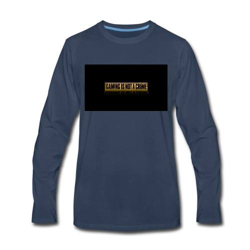 Gaming - Men's Premium Long Sleeve T-Shirt