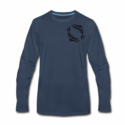 Tribalistic - Men's Premium Long Sleeve T-Shirt