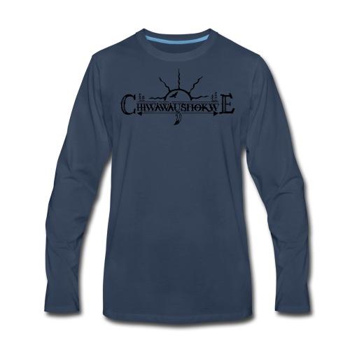 Chiwawausmokwe - 7thGen - Men's Premium Long Sleeve T-Shirt