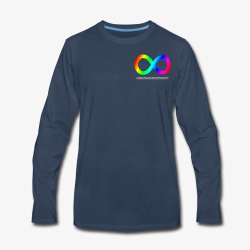 Neurodiversity - Men's Premium Long Sleeve T-Shirt