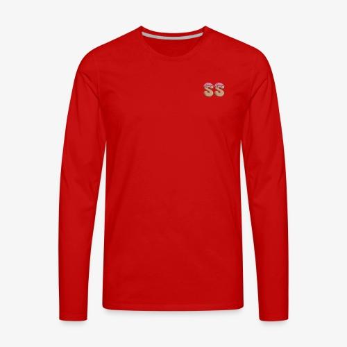 SS brand clothing - Men's Premium Long Sleeve T-Shirt