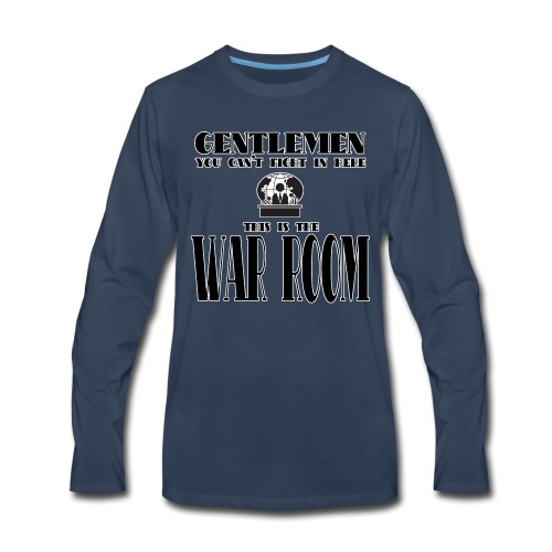 gentlemenwarroom - Men's Premium Long Sleeve T-Shirt