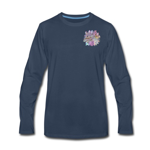 CrystalMerch - Men's Premium Long Sleeve T-Shirt