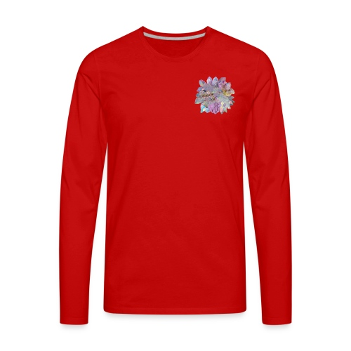 CrystalMerch - Men's Premium Long Sleeve T-Shirt