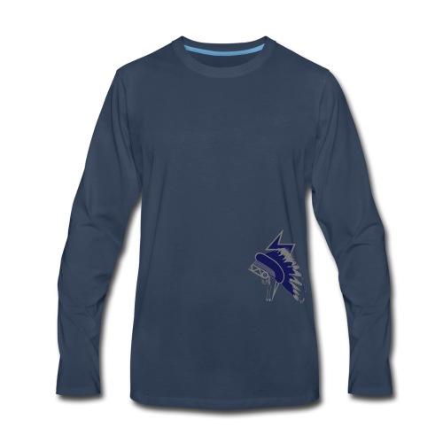 Thunder Chief - Men's Premium Long Sleeve T-Shirt