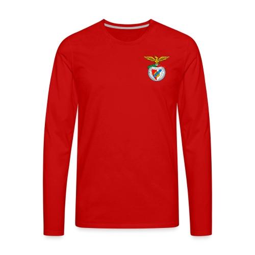 SL Benfica - Men's Premium Long Sleeve T-Shirt