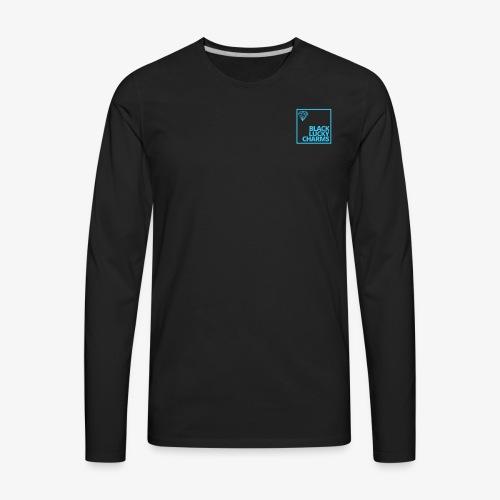 Black Luckycharmsshp - Men's Premium Long Sleeve T-Shirt