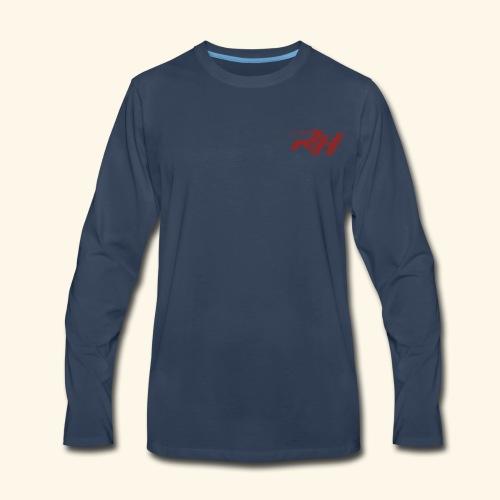 Refaat Haider - Men's Premium Long Sleeve T-Shirt