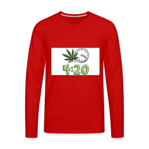 420 - Men's Premium Long Sleeve T-Shirt