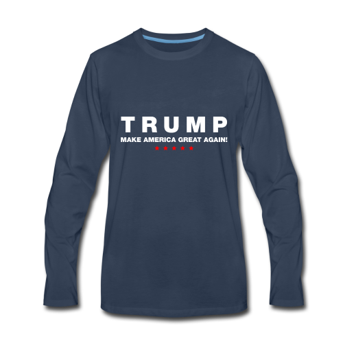 Official Trump 2016 - Men's Premium Long Sleeve T-Shirt