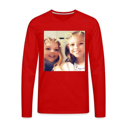 5541CE6D B069 48E3 8F31 4A620F4D1E84 - Men's Premium Long Sleeve T-Shirt