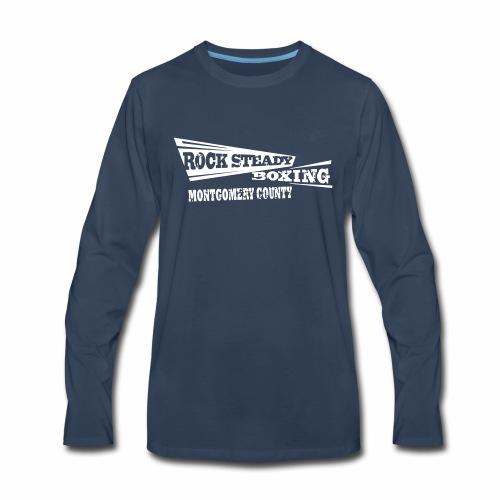 RSB MoCo Logo - Men's Premium Long Sleeve T-Shirt