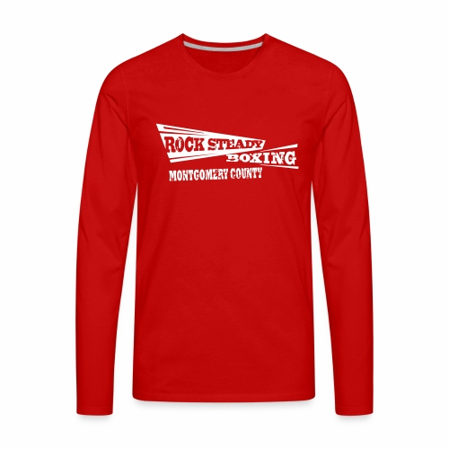 RSB MoCo Logo - Men's Premium Long Sleeve T-Shirt