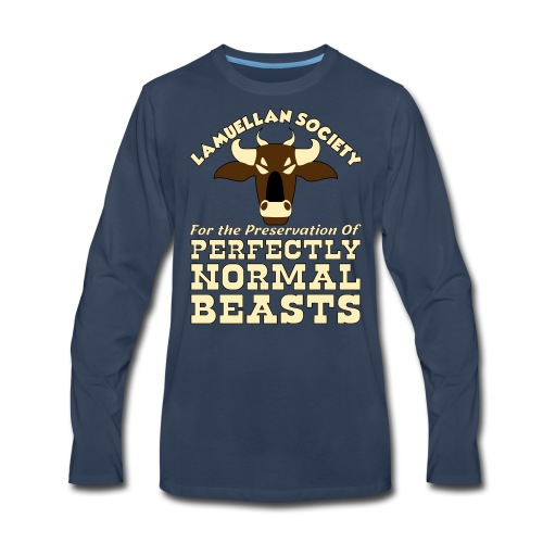 Perfectly Normal Beasts - Men's Premium Long Sleeve T-Shirt