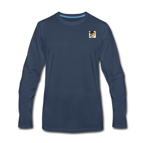 MLG Doge - Men's Premium Long Sleeve T-Shirt