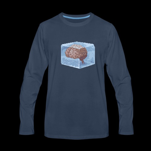 HOTH BRAIN FREAZE - Men's Premium Long Sleeve T-Shirt