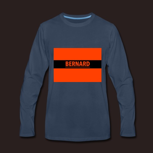 BERNARD - Men's Premium Long Sleeve T-Shirt