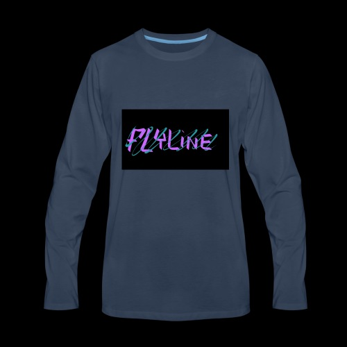 Flyline fun style - Men's Premium Long Sleeve T-Shirt