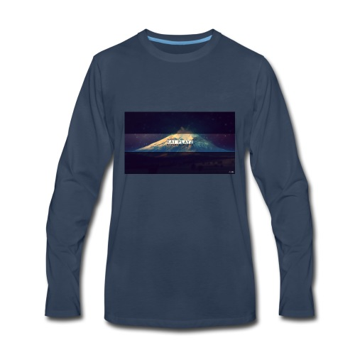 kaiplayz merch - Men's Premium Long Sleeve T-Shirt