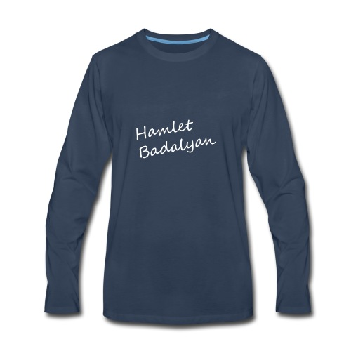 HB - Men's Premium Long Sleeve T-Shirt