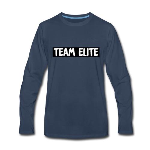 TEAM ELITE - Men's Premium Long Sleeve T-Shirt