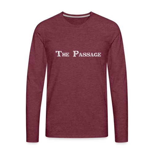 The Passage - Men's Premium Long Sleeve T-Shirt