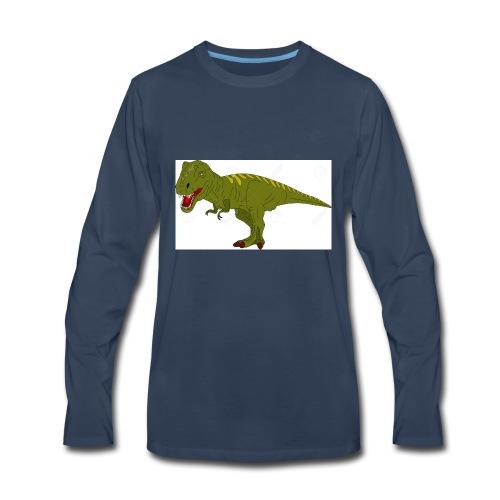 trex - Men's Premium Long Sleeve T-Shirt
