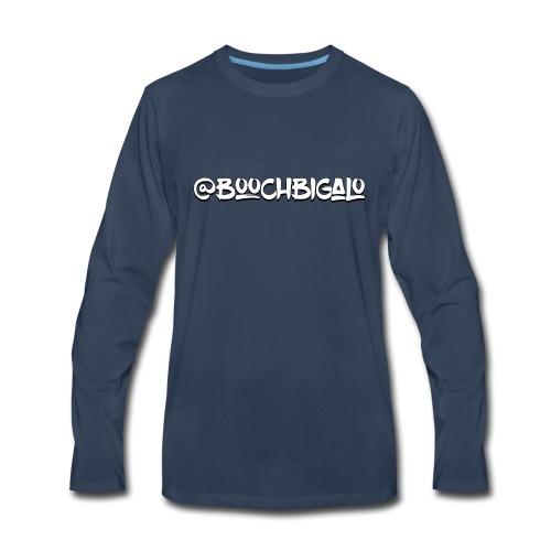 @BoochBigalo - Men's Premium Long Sleeve T-Shirt