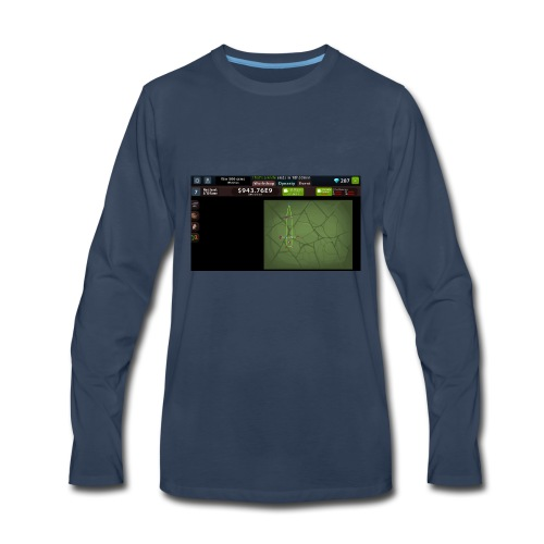 Now that's a knife - Men's Premium Long Sleeve T-Shirt