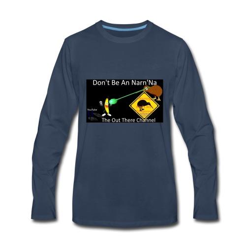 NarnNa1Tshirt - Men's Premium Long Sleeve T-Shirt