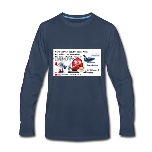OT Live Stream Tshirt - Men's Premium Long Sleeve T-Shirt