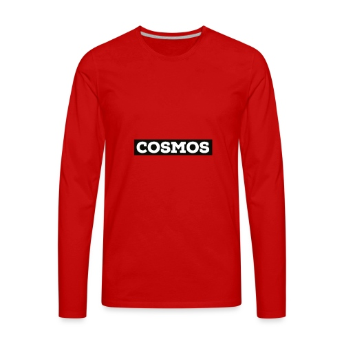 Cosmos shirt - Men's Premium Long Sleeve T-Shirt