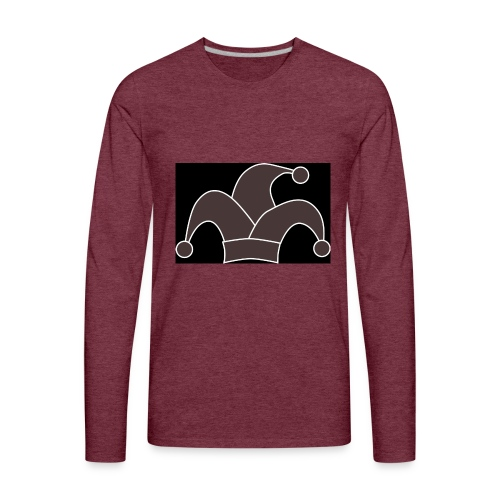 MaxPaul Icon - Men's Premium Long Sleeve T-Shirt