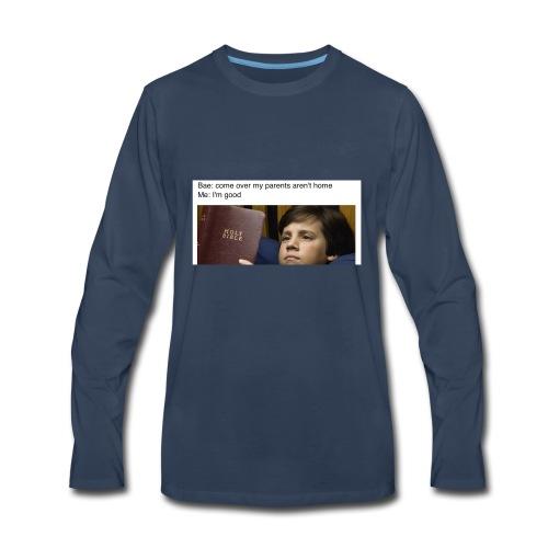 5b97e26e4ac2d049b9e8a81dd5f33651 - Men's Premium Long Sleeve T-Shirt